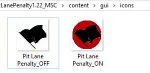 PitLane Penalty Installation 2