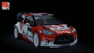 DS3 WRC AC 2
