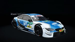 DTM 2018 BMW