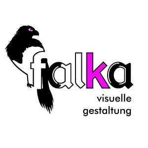 Falka Visuelle Gestaltung