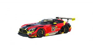 Mercedes AMG GT3 iRacing
