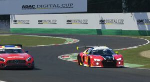 ADAC Digital Cup Monza GT3