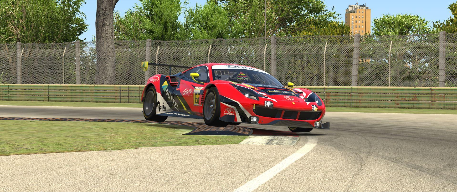 Ferrari iRacing MSC Alzey eSports