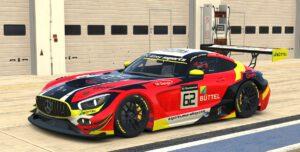 iRacing Mercedes AMG MSC Alzey eSports